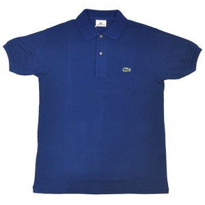 FRANCE LACOSTE(直輸入フランスラコステ) #L1212 S/S PIQUE POLOSHIRTS(半袖 鹿の子 ポロシャツ) INK WELL(CC3)|septis