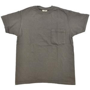 GOODWEAR(グッドウェア) S/S C/N POCKET T SHIRTS(半袖クルーネックポケットTシャツ) CUSTOM FIT(カスタムフィット) FOLIAGE GREEN septis