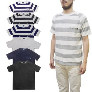 【7 COLOR】KAVU(カブー) ALKI PILE POCKET T-SHIRTS(アルカイ パイル ポケットTシャツ) septis