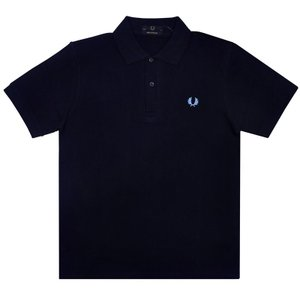 THE ORIGINAL FRED PERRY(フレッドペリー)【MADE IN ENGLAND】 M-3 S/S POLO SHIRTS (イギリス製 M3 半袖ポロシャツ) NAVY|septis