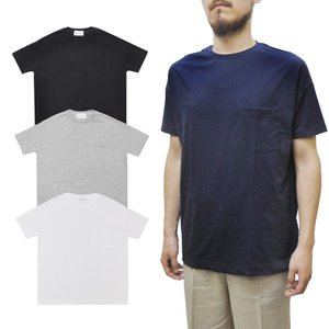 【4 COLOR】 Vincent et Mireille(ヴァンソン・エ・ミレイユ) 【MADE IN FRANCE】 S/S CREW NECK BIG T-SHIRTS(フランス製 半袖 クルーネック ビッグTシャツ) septis