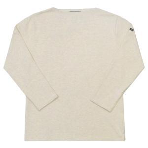 SAINT JAMES(セントジェームス) L/S BOATNECK BASQUE SHIRT(長袖ボートネックバスクシャツ) OUESSANT(ウエッソン) CHANVRE|septis