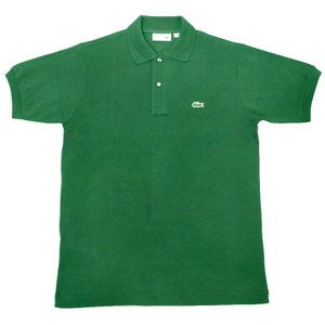 FRANCE LACOSTE(直輸入フランスラコステ) #L1212 S/S PIQUE POLOSHIRTS(半袖 鹿の子 ポロシャツ) ROQUETTE(ROCKET)(CNQ)|septis