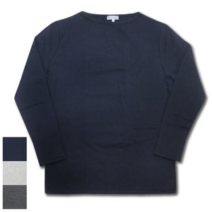 【3 COLOR】BANDOL(バンドール)【MADE IN FRANCE】BOAT NECK SWEAT(フランス製 ボートネック スウェット)|septis