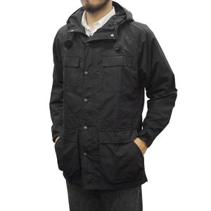 SIERRA DESIGNS(シェラデザイン) 【MADE IN USA】(アメリカ製) 60/40(ロクヨンクロス) MOUNTAIN PARKA(マウンテンパーカ) BLACK|septis