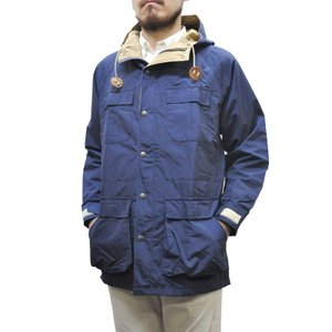 SIERRA DESIGNS(シェラデザイン) 【MADE IN USA】(アメリカ製) 60/40(ロクヨンクロス) MOUNTAIN PARKA(マウンテンパーカ) NAVY/VINTAGE TAN|septis