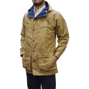 SIERRA DESIGNS(シェラデザイン) 50TH ANNIVERSARY EDITION(50周年記念モデル) 60/40 MOUNTAIN PARKA(マウンテンパーカ) VINTAGE TAN/NAVY|septis