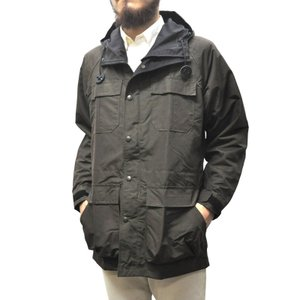 SIERRA DESIGNS(シェラデザイン) 【MADE IN USA】(アメリカ製) 60/40(ロクヨンクロス) MOUNTAIN PARKA(マウンテンパーカ) OLIVEDRAB/BLACK|septis