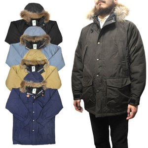 【5 COLOR】SIERRA DESIGNS(シェラデザイン) 【MADE IN U.S.A】 60/40 INSULATION FUR PARKA(アメリカ製 ロクヨンクロス インシュレーションファーパーカ)|septis