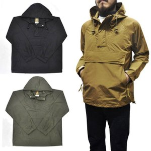 【3 COLOR】SIERRA DESIGNS(シェラデザイン) 【MADE IN USA】(アメリカ製) 60/40(ロクヨンクロス) MILITARY ANORAK(ミリタリーアノラック)|septis