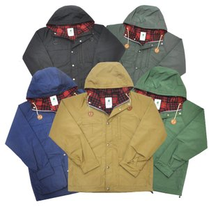 【5 COLORS】SIERRA DESIGNS(シェラデザイン) 【MADE IN USA】 60/40 MOUNTAIN SHORT PARKA(アメリカ製 マウンテンパーカ) PENDLETON LINED|septis
