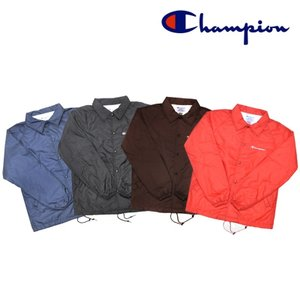 【4 COLORS】CHAMPION(チャンピオン)【MADE IN U.S.A.】 COACH JAKET(アメリカ製 コーチジャケット)|septis