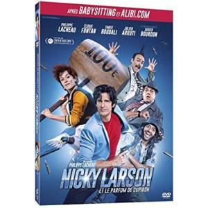 Nicky Larson シティーハンター THE MOVIE 史上最香のミッション 劇場版 映画 実写 (フランス版 DVD)