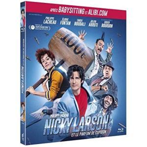 Nicky Larson シティーハンター THE MOVIE 史上最香のミッション 劇場版 映画 実写 (フランス版 Blu-ray)