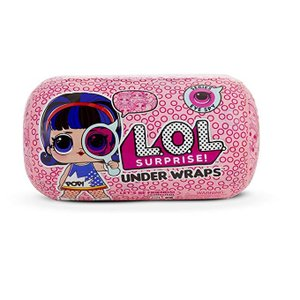 L.O.L. Surprise eye spy under wraps includes 15 su...