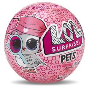 L.O.L. Surprise! Pets Series 4 Eye Spy LOLサプライズ! ペット シリーズ4 ご注文合計5000円以上で速達(ゆうパック等)で発送致します