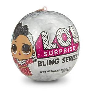 L.O.L. Surprise! Bling Series LOL サプライズ Bling シリーズ 派手な装飾が特徴的!|serekuto-takagise