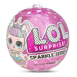 L.O.L. Surprise! Dolls Sparkle Series A, Multicolo...