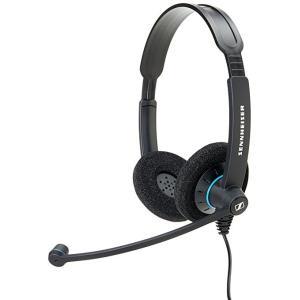 ゼンハイザー SC 60 USB CTRL エントリークラス 両耳USB ヘッドセット コールコントロール機能付 504549|serekuto-takagise