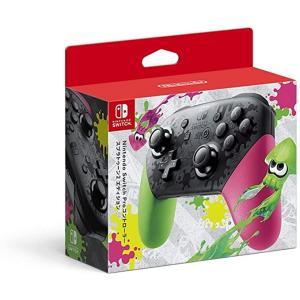 【任天堂純正品】Nintendo Switch Proコントローラー スプラトゥーン2エディション|serekuto-takagise