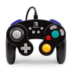 海外限定 NINTENDO SWITCH ニンテンドースイッチ コントローラー ゲームキューブスタイル PowerA 有線 USB接続|serekuto-takagise
