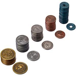 Scythe Metal Coins add-on 並行輸入品|serekuto-takagise