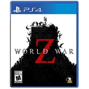 ワールド ウォー Z 北米版の商品です。  日本のPS4でプレイすることが出来ます。 ※英語表記とな...