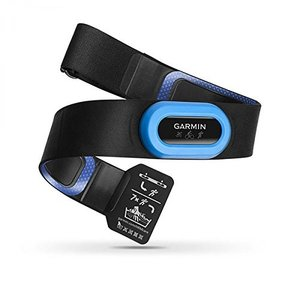 Garmin HRM-Tri Heart Rate Monitor Strap, Black (Black/Blue) トライアスロン用 正規品|serekuto-takagise
