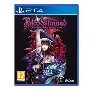 Bloodstained: Ritual of the Night - PS4(欧州版)  6月26...