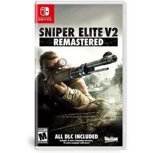 Sniper Elite V2 Remastered スナイパーエリート V2 リマスター  - Switch スイッチ (輸入版日本語字幕対応)|serekuto-takagise