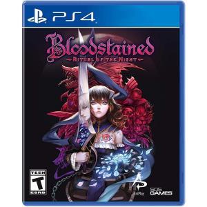 Bloodstained: Ritual of the Night ブラッドステインド:リチュアル・オブ・ザ・ナイト - PS4(北米版)|serekuto-takagise