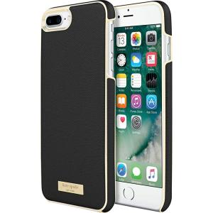 kate spade new york(ケイトスペード)スマホケース iPhone 7 Plus /8 Plus (ブラック)|serekuto-takagise