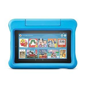 Fire 7 タブレット キッズモデル ブルー ピンク (7インチディスプレイ) 16GB|serekuto-takagise