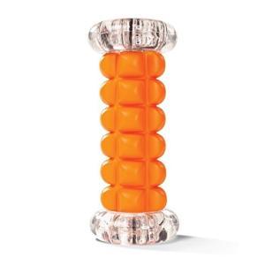 TRIGGERPOINT PERFORMANCE(トリガーポイント パフォーマンス) NANO Foot Roller ( ナノ フットローラー) 筋膜リリース マッサージ オレンジ|serekuto-takagise