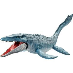 ジュラシック・ワールド ビッグ&リアル! モササウルス FNG24|serekuto-takagise