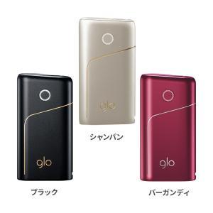 glo pro グロー プロ 本体 バーガンディー ブラック 新品開封済品(パッケージ無し製品登録不可) serekuto-takagise