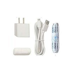 アイコス IQOS 付属品セット 正規品 専用ACアダプター 専用USBケーブル 専用クリーナーブラ...