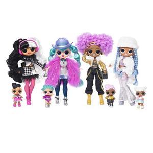L.O.L. Surprise! OMG Winter Disco Fashion Doll & S...