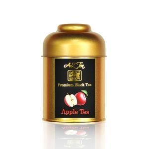 紅茶 茶葉 50g カフェインレス アップルティー Apple Tea  マリオット銀座様愛用 スリ...