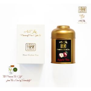 マリオット銀座愛用! ゴールド缶 1缶入りギフト 20/Apple Tea  アップルティー/無農薬...