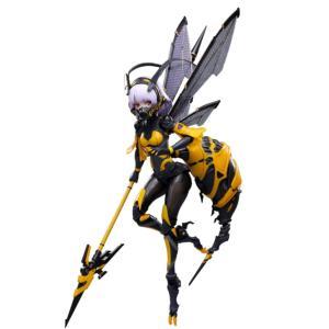 SNAIL SHELL[蝸之殻] BEE-03W ワスプガール 1/12スケール 可動フィギュア
