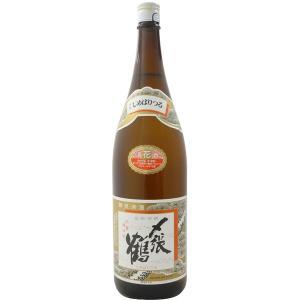 〆張鶴 花 普通酒 1800ml  (センター便)|sesohl
