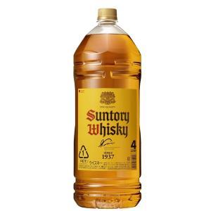 サントリー ウイスキー 角瓶 4000ml|sesohl