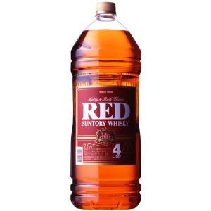 サントリー ウイスキー 大レッド 4Lペットボトル|sesohl