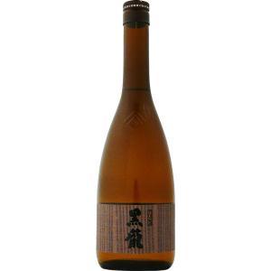 黒龍 純米吟醸 720ml  (センター便)|sesohl