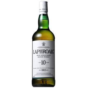 シングルモルト ウイスキー ラフロイグ 10年 750ml|sesohl
