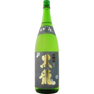 黒龍 特選 吟醸 1800ml (センター便)|sesohl