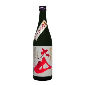 大山 特別純米 蔵囲い 限定品 720ml|sesohl