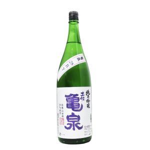 亀泉 純米吟醸 山田錦28BY 1.8L クール便|sesohl