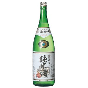 出羽ノ雪 生もと 純米酒 1.8L|sesohl